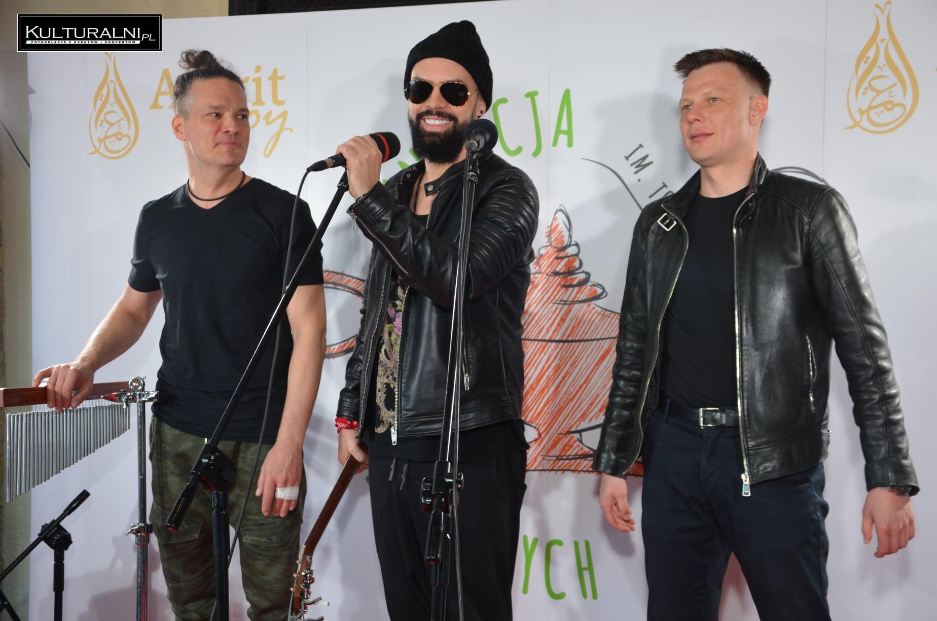 Muzyczny poniedziałek z Marcinem Czyżewskim