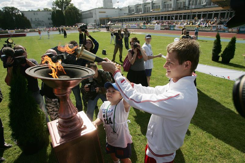 I Międzynarodowe Igrzyska Sportowe Onko-Olimpiada 2007