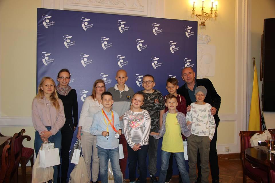 Gościliśmy w Ratuszu Miasta Stołecznego Warszawy!